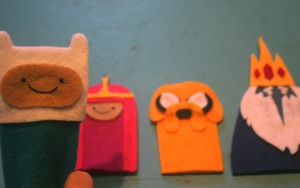 wheatie puppets