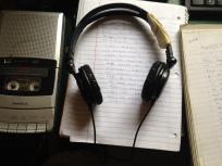 JJ writing and recording studio